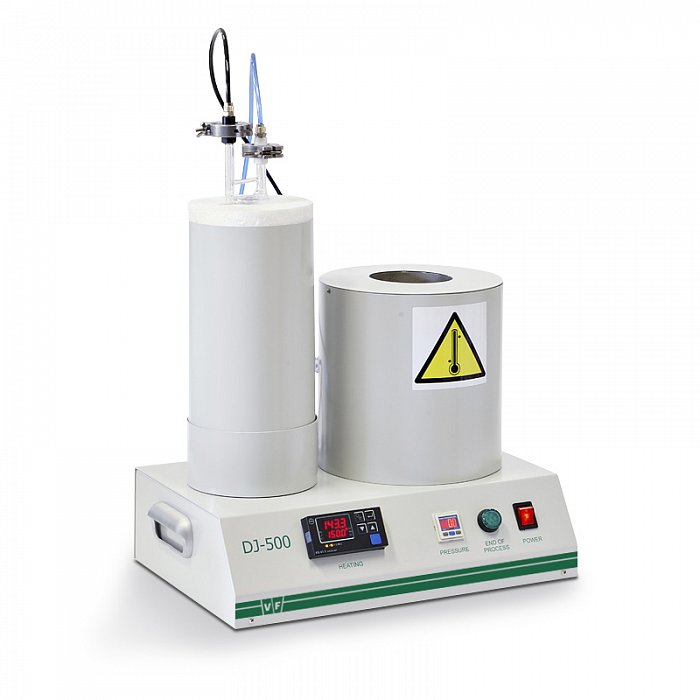 Desorption Unit